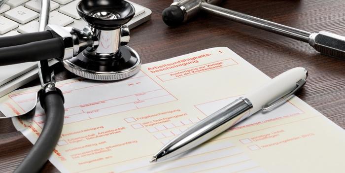 Teilnahmepflicht des erkrankten Mitarbeiters an Personalgesprächen?
