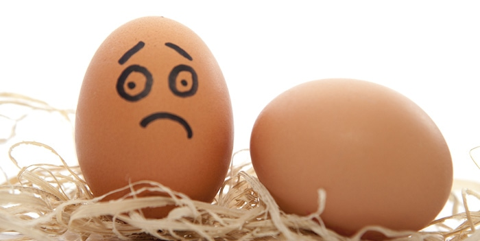 "Dickes Ende für ""dicke Eier"""