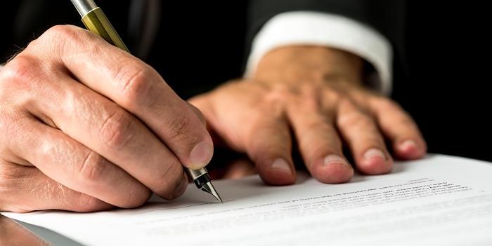 Wer schreibt, der bleibt! Vertragsänderungen schriftlich festhalten