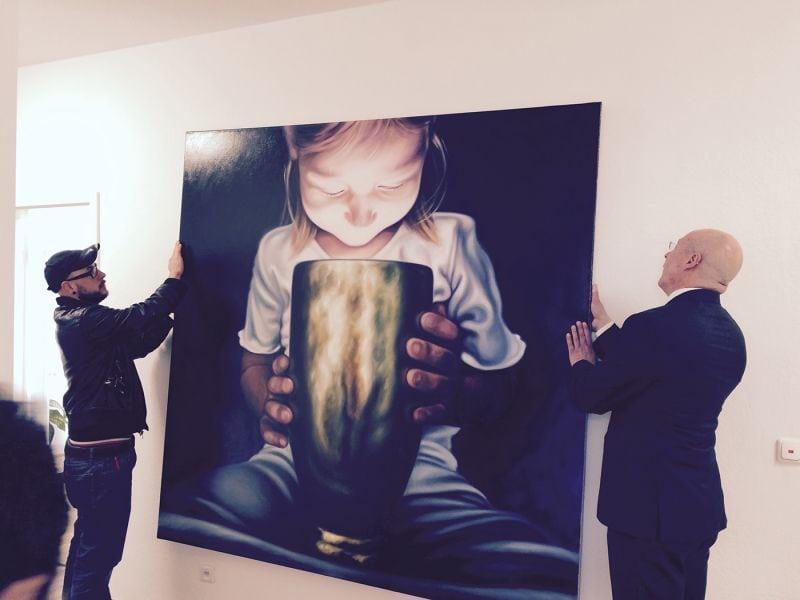 Johannes Vetter: Kunst für die Kanzlei 04
