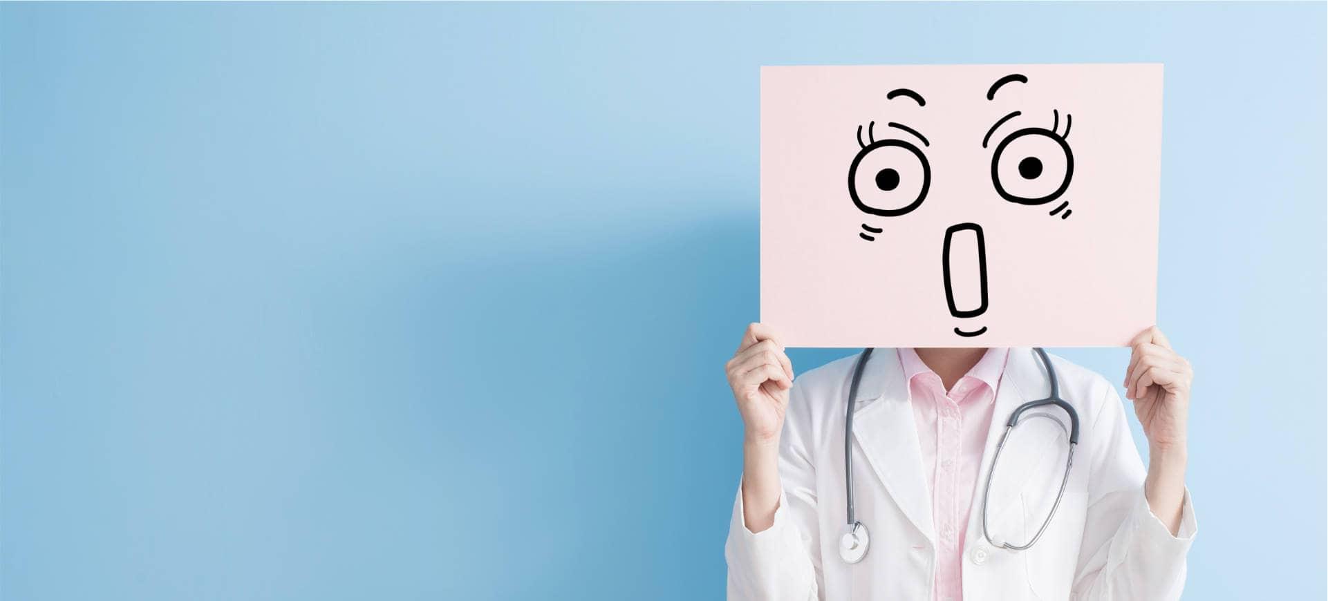 Postkarte Arzthaftungsrecht