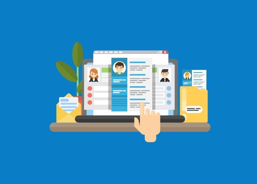 Informationsseite zum neuen Datenschutz
