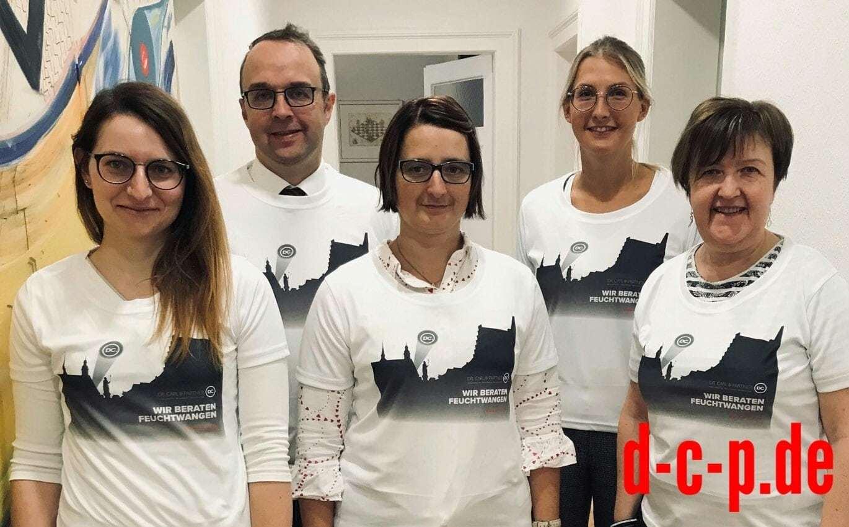 Unsere T-Shirts sind da - ein Dankeschön an Markus Höltzel, Kreative Werbung Höl...