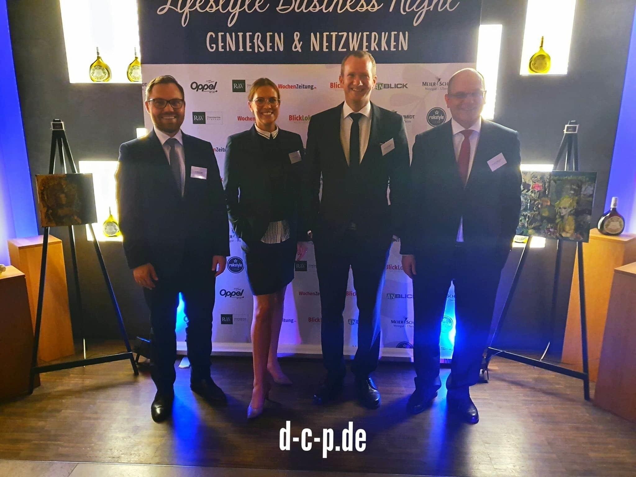 1. Lifestyle Business Night - natürlich mit uns #ansbach #feuchtwangen #rechtsa...