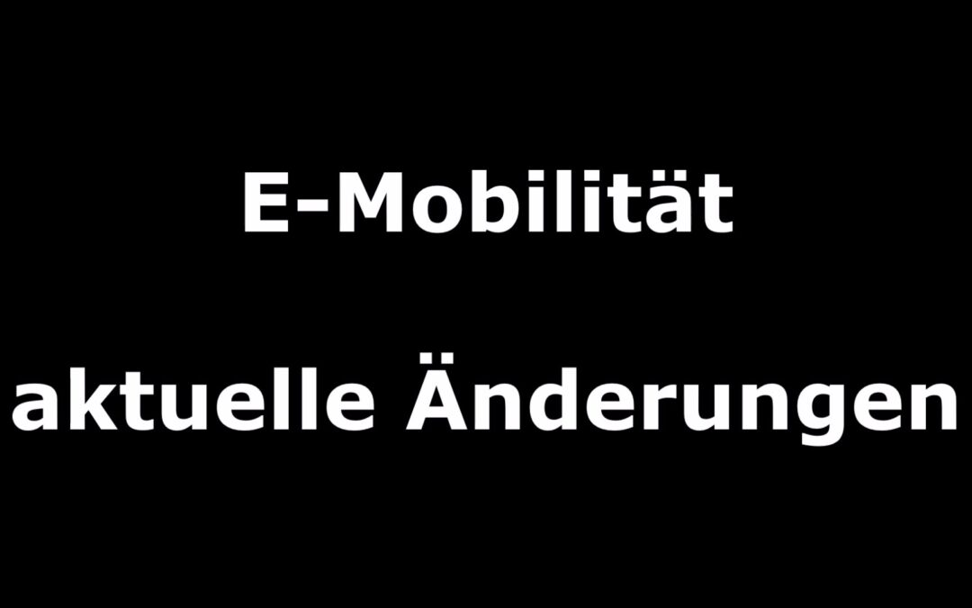 E-Mobilität 2020 ansehen