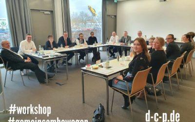 Heute fand ein Workshop mit unserer Leitungsebene bei der sanosense AG in Forchh...