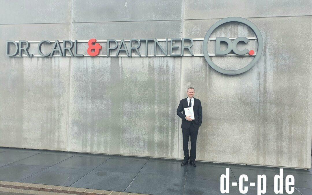 Wir gratulieren unserem Partner, Herrn Rechtsanwalt Dr. Florian Körber, zur best…