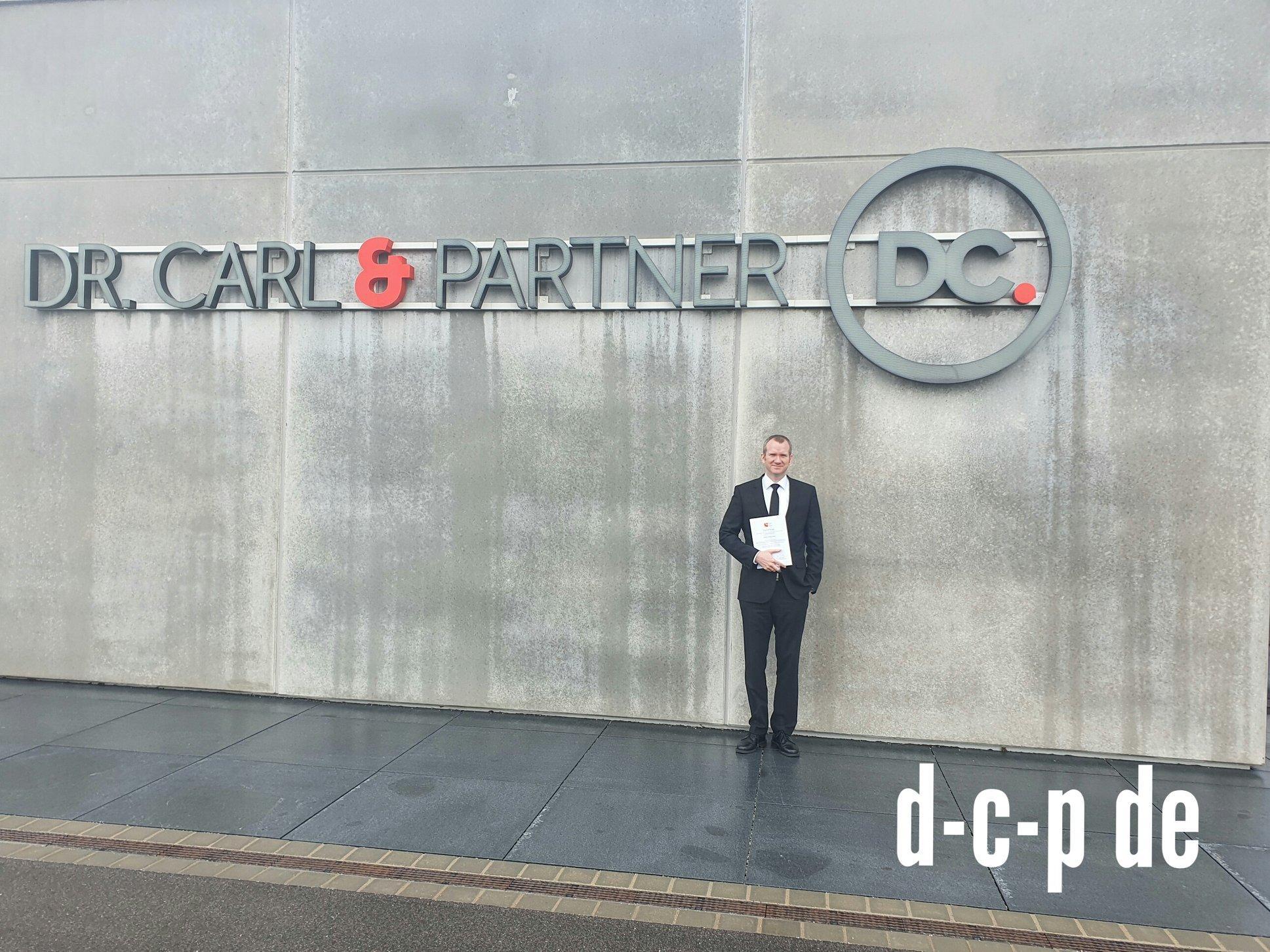 Wir gratulieren unserem Partner, Herrn Rechtsanwalt Dr. Florian Körber, zur best...