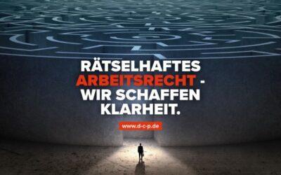 Wir sind Ihr Ansprechpartner für Arbeitsrecht!  Danke an die Farbenfeuer GmbH f...