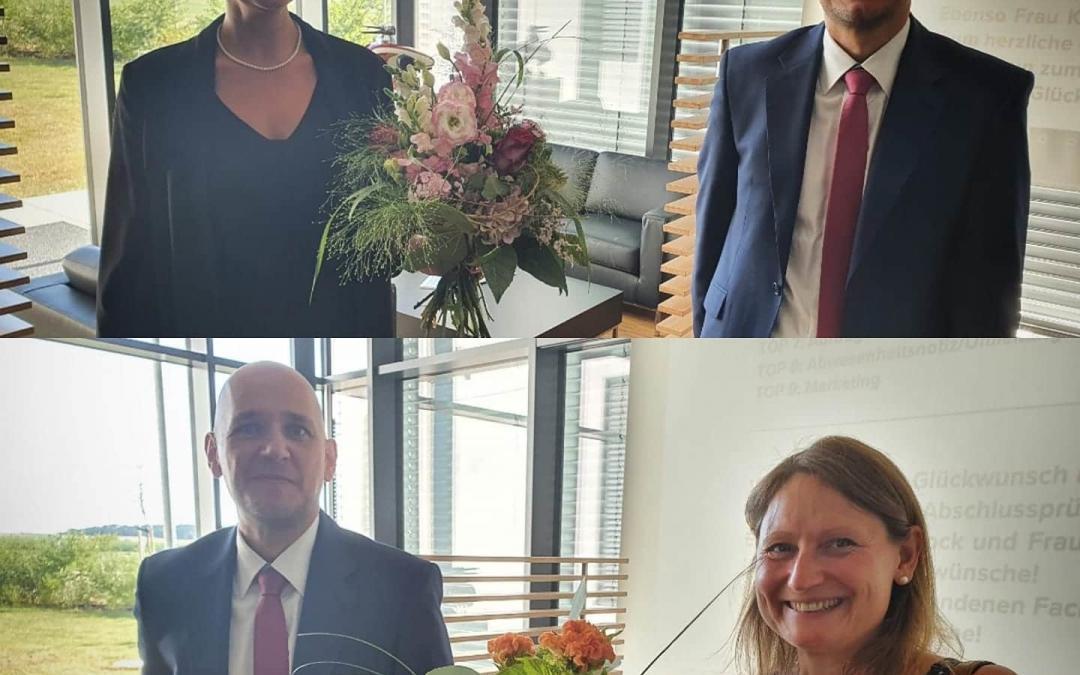 Gratulation zum Fachanwalt für Handels- und Gesellschaftsrecht für @nicolin…