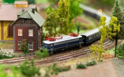 Kann die alte Modelleisenbahn Betriebsvermögen werden?