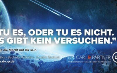 Unsere neue Anzeige in der Festschrift der Hochschule Ansbach. Vielen Dank an Fa…