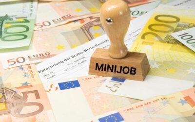 Geringfügigkeits-Richtlinien aktualisiert (u.a. Minijob-Zentrale)
